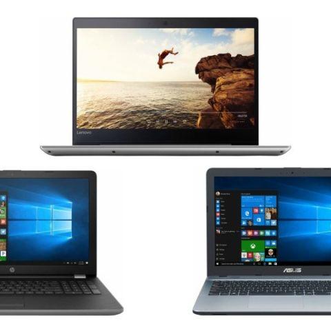 Best laptop deals on Flipkart: Discount on Lenovo, Dell and more