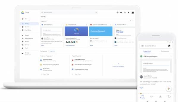 Google Drive gets AI-driven 'Priority' page to better organise files and ease collaboration using machine learning