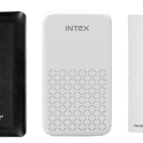 Best powerbank deals on Flipkart: Discounts on Ambrane, Intex and more