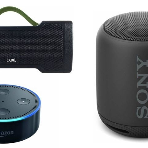 Best portable speaker deals on Paytm Mall: Discounts on Sony, boAt, Zoook and more