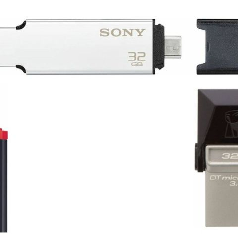 Best flash drive deals on Flipkart: Discounts on SanDisk, Sony and more