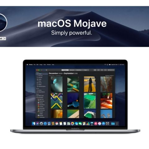 Apple macOS Mojave now available for download on Mac App Store
