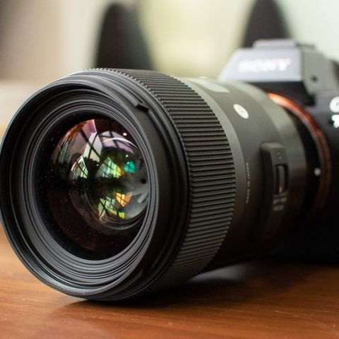Sigma 35mm f/1.4 Art (E-Mount) Review: Sharp shooter from another league