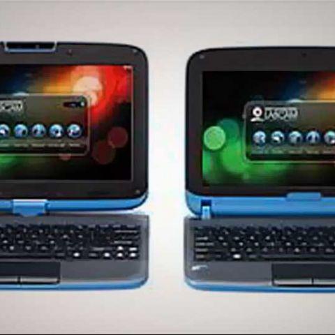CES 2012: Intel unveils new Classmate PCs, including a convertible tablet