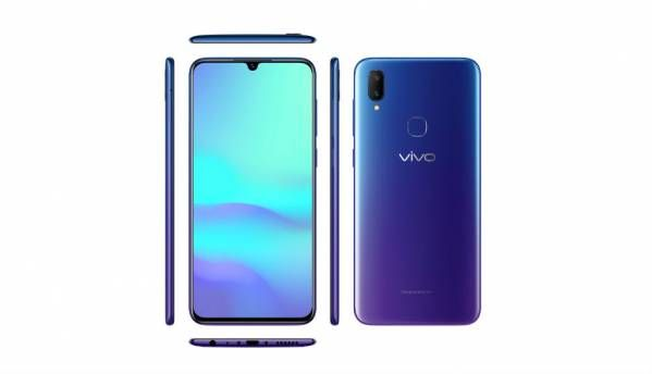 Vivo V11 with Halo FullView Display, Jovi AI-powered cameras launched in India