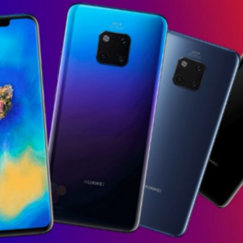 Major leak reveals almost all features of upcoming Huawei Mate 20 Pro and Mate 20