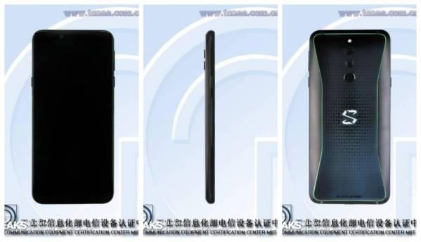 Xiaomi Black Shark 2 spotted on TENAA with dual-rear cameras, fingerprint sensor