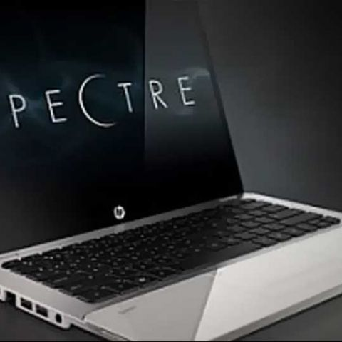 HP unveils its first Ultrabook, the HP Envy 14 Spectre
