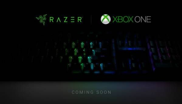 Microsoft will bring keyboard and mouse support for Xbox One in partnership with Razer