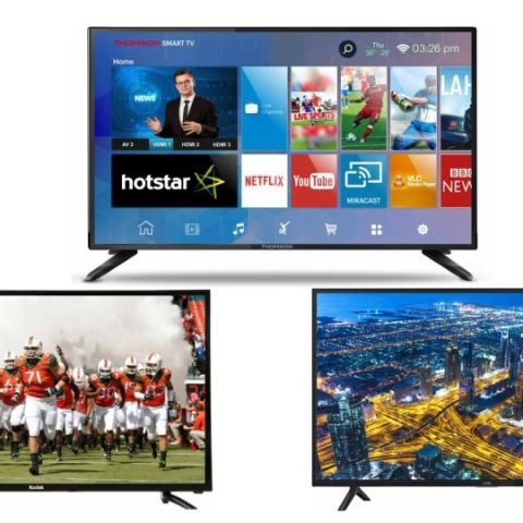 Best TV deals on Flipkart: Discounts on iFFALCON, Vu and more
