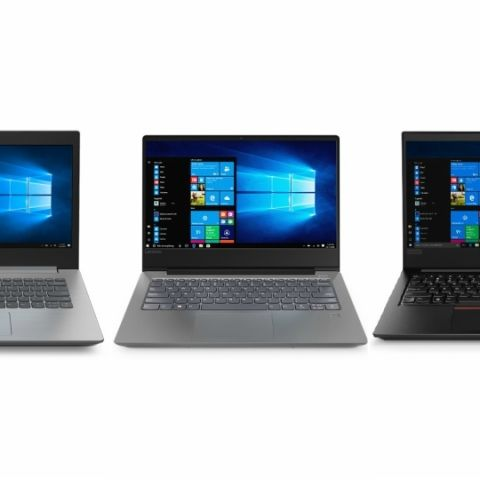 Budget Laptops Comparo: IdeaPad 330 vs IdeaPad 330S vs ThinkPad E480