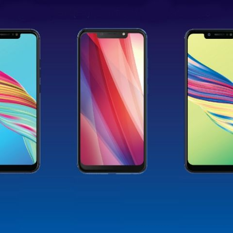 Tecno launches new range of CAMON smartphones with 6 2-inch 19:9