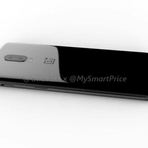 OnePlus 6T 360-degree video leaks, reveals complete design
