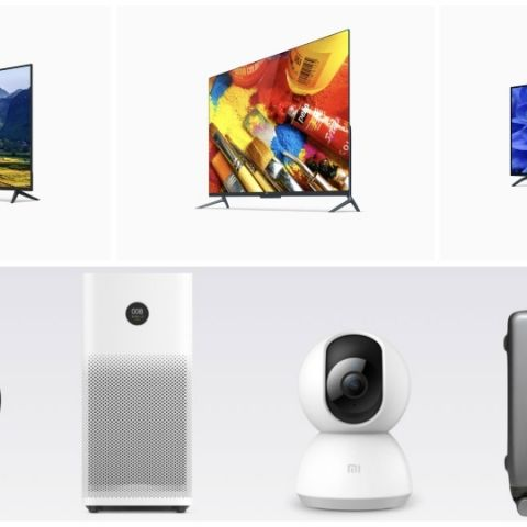 Xiaomi launches three new smart TVs, Mi Band 3, Mi Home Security Camera, Mi Air Purifier 2S, and Mi Luggage in India