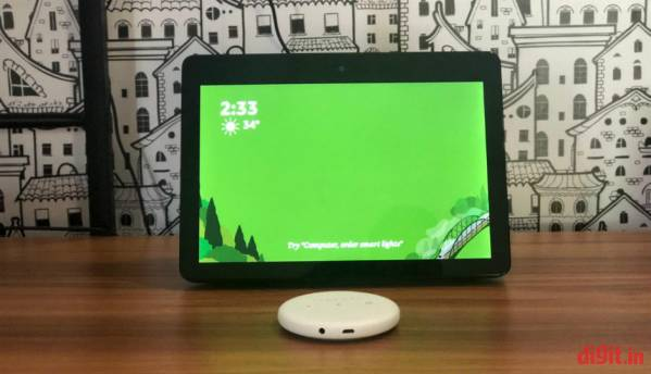 Amazon Echo Show, Echo Input to launch in India early next year