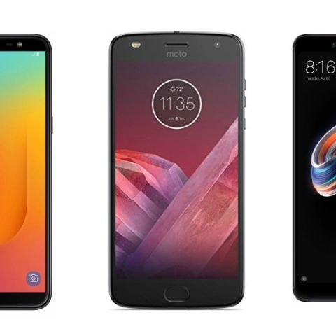 Best smartphone deals on Paytm Mall: Discounts on Redmi Note 5 Pro, Samsung Galaxy J8 and more