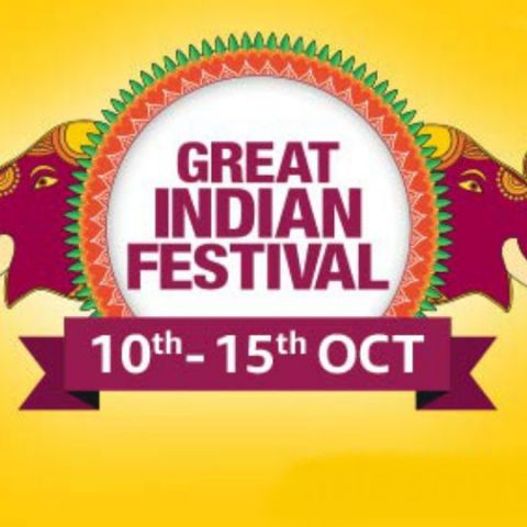 Amazon Great Indian Festival Sale: Discounts on iPhone X, OnePlus 6, Amazon Fire TV Stick and more