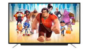 Age 55 inches Smart 4K LED TV