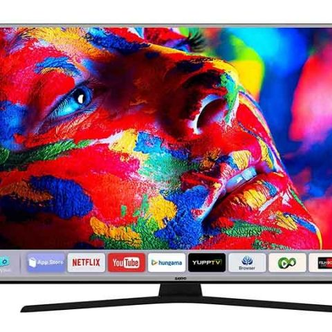 Sanyo 55 inches Smart 4K LED TV TV Price in India, Specification