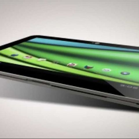 Toshiba Excite X10 revealed as the slimmest 10-inch tablet