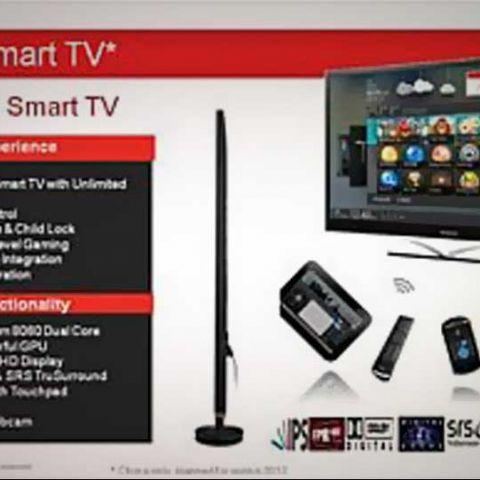 Lenovo announces its first Android 4.0 ICS-based HDTV, Lenovo K91