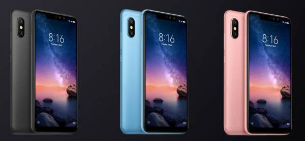 Xiaomi Redmi Note 6 Pro with 6.26-inch full-HD+ 'notched' display, quad-camera setup launched in Thailand