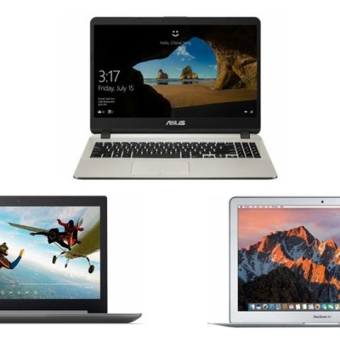 Best laptop deals on Paytm Mall: Offers on Lenovo, Asus, HP and more