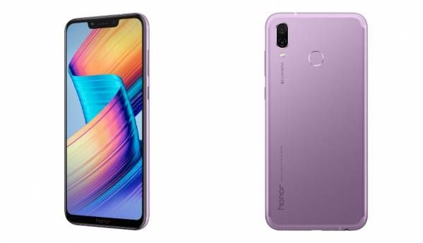 Honor Play launched in new Ultraviolet colour model with 4GB RAM, 64GB storage at Rs 19,999