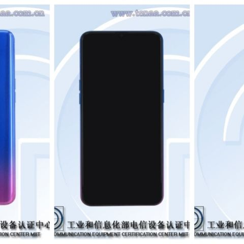 Oppo K1 with in-display fingerprint sensor might be unveiled on October 10