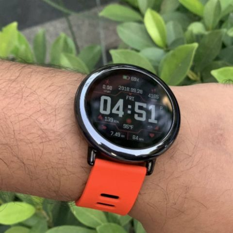 Huami Amazfit Pace review: A sleeker and more affordable version of its elder sibling