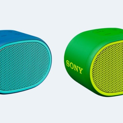 Sony SRS-XB01 Bluetooth speaker with IPX5 rating, up to 6 hours of battery life launched at Rs 2,590