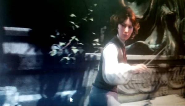 Harry Potter RPG game footage leaked online
