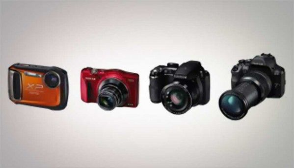 Fujifilm reveals flood of FinePix cameras, and the X-S1 hybrid DSLR