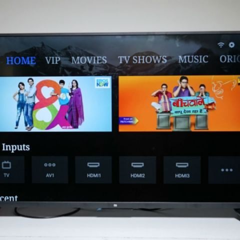 Xiaomi India has shipped more than one million Mi TVs in last nine months
