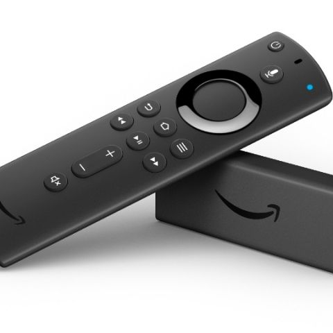 Amazon Fire TV Stick 4K with Alexa Voice Remote launched in India for Rs 5,999