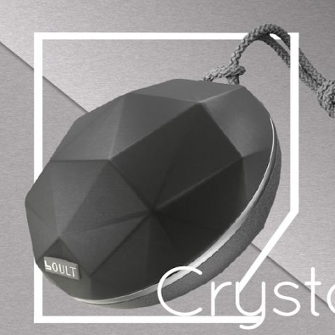 Boult Crystal Bluetooth speaker with faceted design launched at Rs 1,328