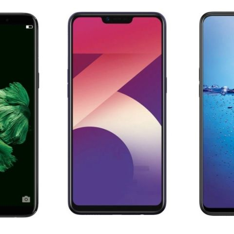 Best Oppo smartphone deals on Paytm Mall: Discounts on Oppo F9, Oppo A3s and more