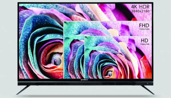 Videotex Shinco launches non-smart, smart, and 4K Ultra HD Smart LED TVs in India