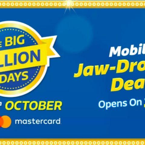 dd184212d Top 5 smartphone deals on Flipkart Big Billion Days Sale (Preview)
