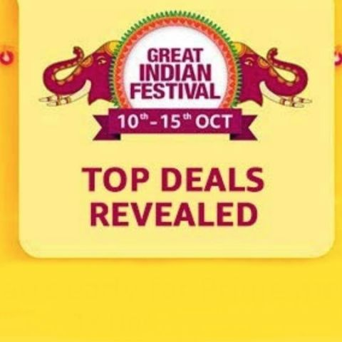 Top 12 tech deals on Amazon Great Indian Festival Sale (Preview)