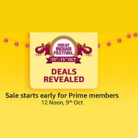 Amazon Great Indian Festival Sale: The best smartphone deals revealed so far