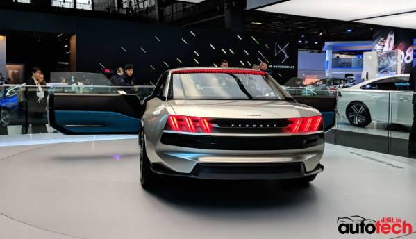 Crazy concept cars from Paris Motor Show 2018