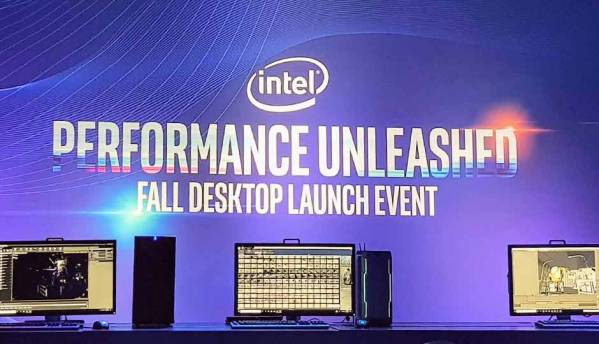 Intel 9th Gen Core Series Processors announced