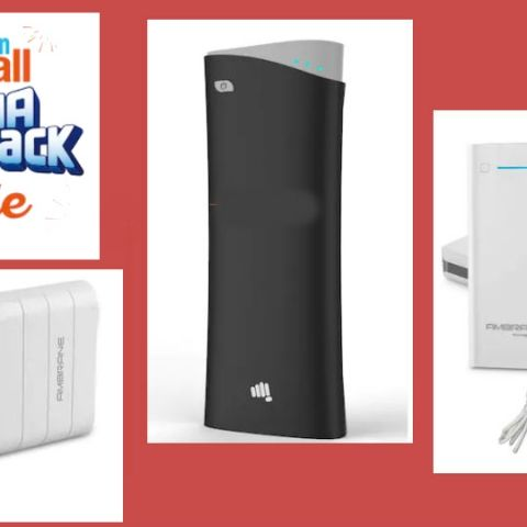 Paytm Maha Cashback Sale: Best deals on power banks from Xiaomi, Micromax, Philips and more