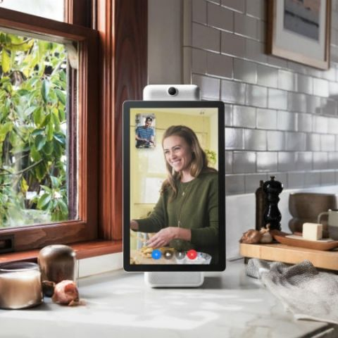 Facebook launches 'Portal' and 'Portal+' Alexa-powered video calling devices