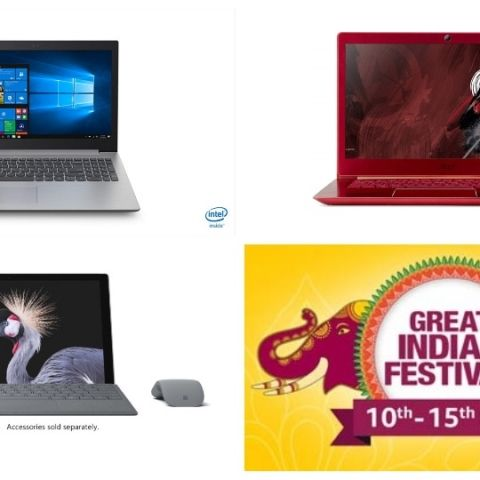 Amazon Great Indian Festival Sale: Best deals on laptops for Prime members