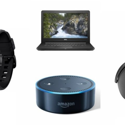 Amazon Great Indian Festival Sale: Discounts on laptops, headphones, TVs, and more