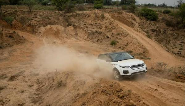Jaguar Land Rover marches on with its Above & Beyond tour