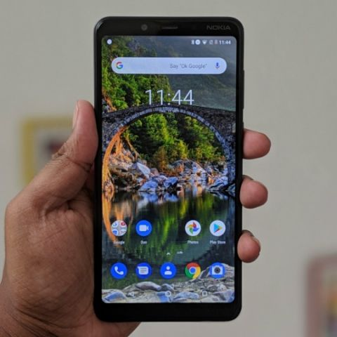 Nokia 3.1 Plus First Impressions: Functionality over good looks