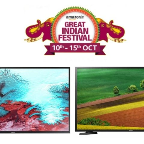 Amazon Great Indian Festival Sale day 2: Best deals on TV